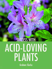 Success with Acid-Loving Plants (Success with Gardening)-ExLibrary