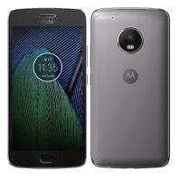 Motorola Moto G5 Plus 5th Gen XT1687 32GB/64GB Unlocked Smartphone - Good