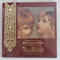 The Bible Album Set Fairbanks Sir Laurence Olivier Dramatic Performance Volume 2