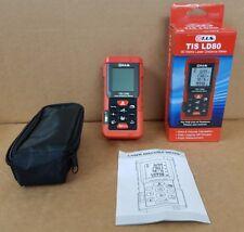 (pa2) Laser A Distanza TIS LD80 misura-Boxed