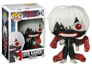 Figurine Tokyo Ghoul - Ken Kaneki Pop 10cm