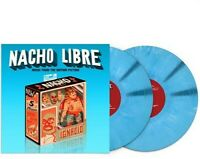 Nacho Libre (Music from the Motion Picture) [New Vinyl LP] Blue, Color