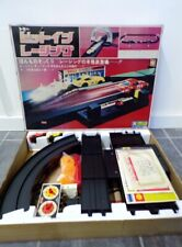 Vintage 1970's Tomy Japan Pre Afx Slot Car Set Tyco