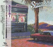 SNEAKER - CD - EARLY ON   ( Japan )