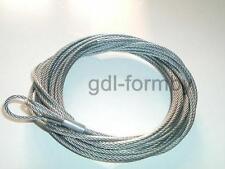 NOUVELLE FILUMA BOLTON porte sectionnelle câbles câbles 3mm porte de Garage sur 13 ft réparation