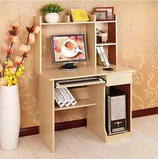 Office Home Computer Desk 09 Oak Drawers Bookcase File Filing Cabinet Furniture