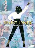 Tina Turner - One Last Time: Live in Concert (DVD, 2001)