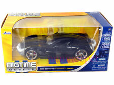 JADA 92386 2009 CHEVY CORVETTE STINGRAY CONCEPT 1/24 BLACK