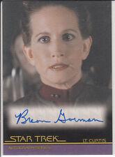 Star trek quotable Movies a99 Breon Gorman Autograph