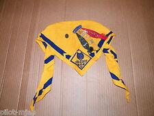 Vintage ~ Boy Scout / Cub Scout BSA  Neckerchief Pin & Webelos Colors 12 Pins