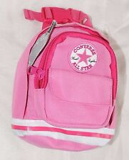 877b9c9cd71 CONVERSE ALL STAR mini Backpack Pink Bag Rucksack Bumbag