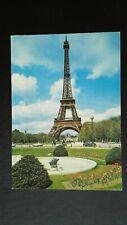 Cpsm Parigi La Torre Eiffel Parigi