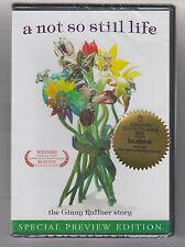 A Not So Still Life: the Ginny Ruffner Story (DVD, 2010) BRAND NEW!  SIFF Winner
