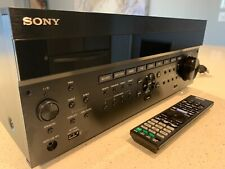 Sony Str-Za2000Es Av Receiver 4K - Great condition - Home Theater receiver