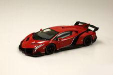 Kyosho Lamborghini Veneno Red Pearl - Red Line 1/18