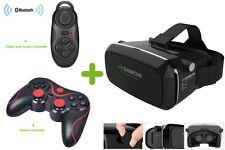 Google VR VIIVRIA Virtual Reality 3D Glasses Bluetooth Control Movies Headset