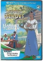 Inspiring Animated Heroes: Harriet Tubman (DVD, 2005) Usually ships in 12 hrs!!!