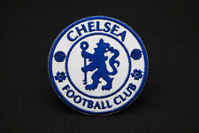 Badge Embroidered Patch FC Chelsea London England Blue edition Iron On Sew On