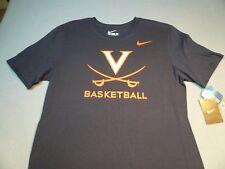 9a8f53cc5a4f Nike Virginia Cavaliers Basketball Medium Shirt UVA Cavs Athletic Cut