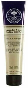 NEAL'S YARD REMEDIES LAVENDER & ALOE COOLING CREAM 30ML A NEW UNBOXED BARGAIN
