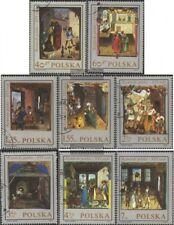 Polen 1963-1970 (kompl.Ausg.) gestempelt 1969 Handwerk in Malerei des 16. Jh.