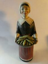 Midwest of Cannon Falls Leo R. Smith Folk Art Pilgrim Women