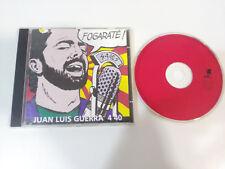 JUAN LUIS GUERRA Y 4 40 FOGARATE CD 1994 KAREN BMG SPANISH EDITION