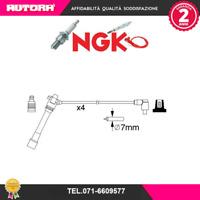 2995-G Kit cavi accensione Fiat-Lancia 1.2 16v (NGK)