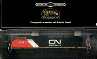 ATLAS HO 1/87 CN CANADIAN NATIONAL DASH 8-40CW RD # 2179 DCC & SOUND FS 10002311