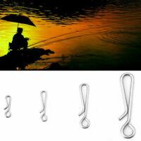 Amerikanischer Edelstahl Fischen Schwenker 2//4//6//8//10 # Dreifachwirbel NEU