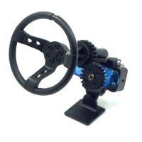 Yeah Racing X Dark Dragon Wing Motion Steering Wheel For Touring Drift Crawler