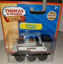 Thomas & Friends Wooden Railway Fearless Freddie Train NEW LC98004 Rare HTF