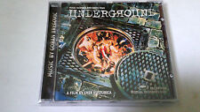 "ORIGINAL SOUNDTRACK ""UNDERGROUND"" CD 11 TRACKS GORAN BREGOVIC BANDA SONORA OST"
