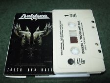 Dokken - Tooth And Nail (cassette)