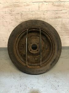 1998-06 Peugeot 206 Spare Wheel Space Saver T115x70x15 Tyre 4x108
