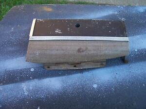 1941 42 1946 1947 1948 Plymouth P15 MoPar GLOVE BOX LINER Deluxe Special Deluxe
