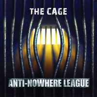 Anti-Nowhere League : The Cage CD (2016) ***NEW*** FREE Shipping, Save £s