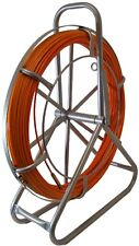 High Quality Traceable Fibreglass Rodder 4.5mmx100m, NBN, ISGM, with side lock