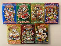 Walt Disney Lustiges Taschenbuch Sonderbände Weihnachten LTB 16-25 ... Ungelesen