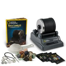 National Geographic Hobby Rock Tumbler Kit 2day Delivery
