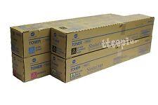 Konica Minolta TN512 BCMY Toner Cartridge - Set of 4