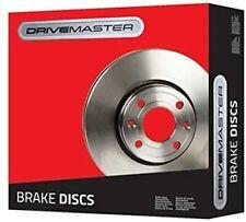 Drivemaster DMD110 Front Brake Discs x2 Toyota Auris Avensis Corolla
