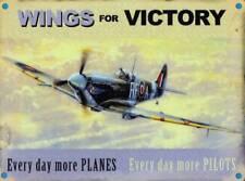 Spitfire ailes de la Victoire. La seconde guerre mondiale Bataille d'Angleterre aimant de réfrigérateur