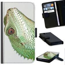 Cover e custodie pelle sintetici verdi modello Per Samsung Galaxy Express per cellulari e palmari