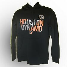 Houston Dynamo MLS Men's Black Hoodie New Without Tags Size Small (1H34)