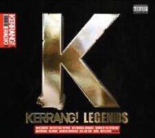 Kerrang! Legends - New 2CD Album - Released 25th May 2018