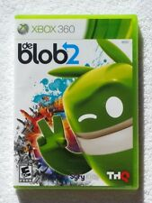 De Blob 2 (Microsoft Xbox 360, 2011) NEW Factory Sealed Game Free Shipping
