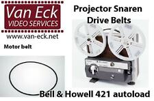 Bell & Howell 421 autoload belt (motor) - new belt (BT-0636-M)