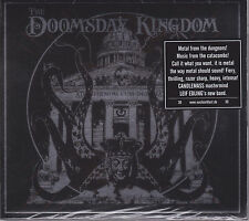THE DOOMSDAY KINGDOM 2017 CD -The Doomsday Kingdom (Ltd.Digi.) Candlemass SEALED