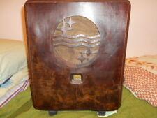 RADIO A VALVOLE PHILIPS 730A DEL 1930/31 FUNZIONANTE